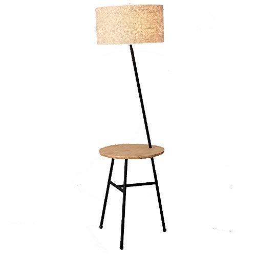 FAFEGVCFDS Lámpara de pie Sala de Estar Simple sofá Moderno Mesa de...