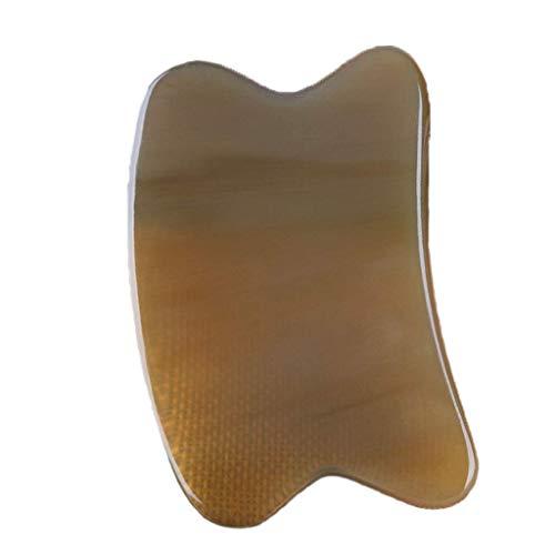 Preisvergleich Produktbild Jade Roller Kratzen massager,  kratzen massage werkzeug,  multifunktionale bequeme tragen kratzbrett massager,  heben und festziehen,  schönheit und schönheit kratzen massagegerät,  natürliche büffe