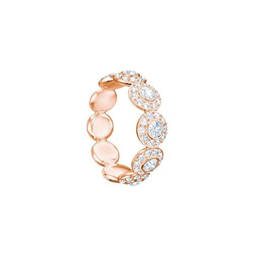 Swarovski Damen-Ringe Edelstahl Kristall \'- Ringgröße 52 5441199