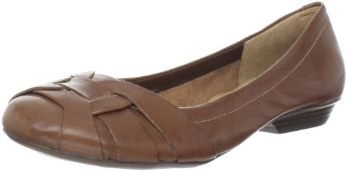 naturalizer-maude-mujer-us-6-marron-estrechos-zapatos-planos