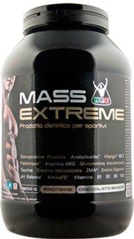 Mass Extreme - Gainer - Net Integratori (Gusto Cioccolato)