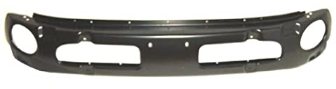 OE Replacement Dodge Pickup Front Bumper Reinforcement (Partslink Number CH1006179)