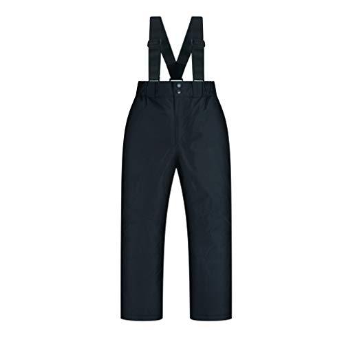 Pantalones Esquí Niños Unisex Impermeable Prueba