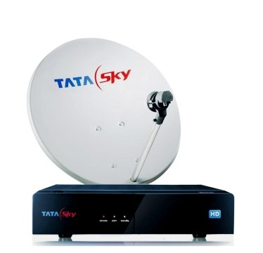 Tata Sky HD Connection With 1 Month Free Services