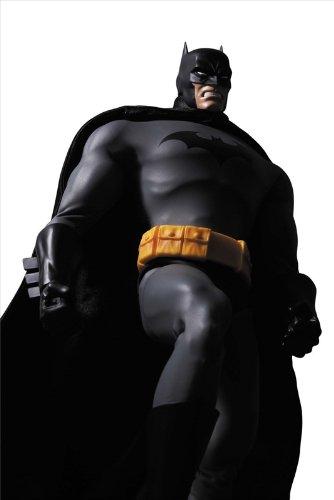 DC Comics Figura RAH 1/6 Batman (Batman Hush) Black Version 30 cm 5
