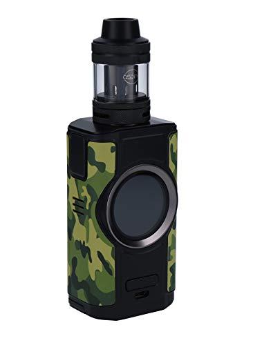 Dynamo E-Zigaretten Set mit Nepho Verdampfer - 4ml Tankvolumen - Ausgangsleistung max. 220 Watt - von Aspire - Farbe: camouflage