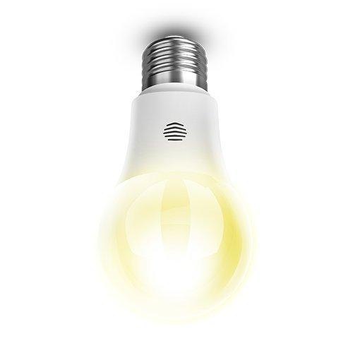 Hive Active Light Lampadina LED con Regolazione bianco caldo E27, 9 W