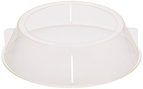 Genware nev-pr8Teller Ring, Kunststoff, stapelbar, 21,6cm (Stapelbar Dessertteller)