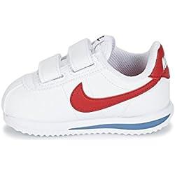 Nike Cortez Basic SL (TDV), Zapatillas Bebé Unisex