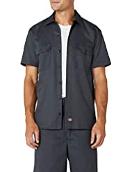 Dickies Herren Freizeithemd Work Shirt Short Sleeved