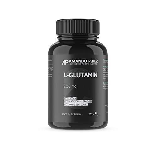 L-Carnitin - 2250 mg pro Dosis - hochdosiert - Definitionsphase - 100 vegane Kapseln