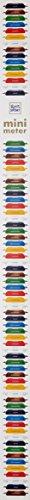 RITTER SPORT minimeter (72 x 16,67 g), 7 knackige Sorten, Gefüllte Vollmilchschokolade & Halbbitter-Schokolade, ein ganzer Meter mini Schokoladentafeln (Ritter Sport Marzipan)