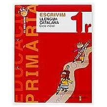 Escrivim. Llengua catalana 1r. Cicle inicial. El meu món: Projecte El meu món - 9788466105422