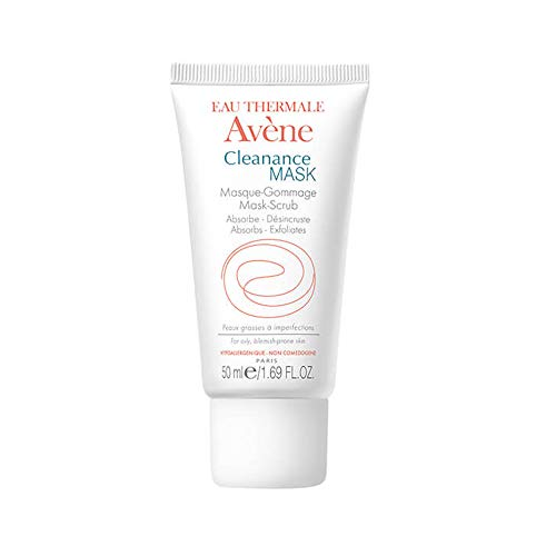 AVENE Peeling und absorbierende reinigend Maske 50ml