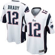 Tom Brady New England Patriots #12 Nike Youth Game Jersey - White (youth small) Youth Toms