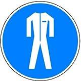 0893. Schutzkleidung benutzen M007 - Folie