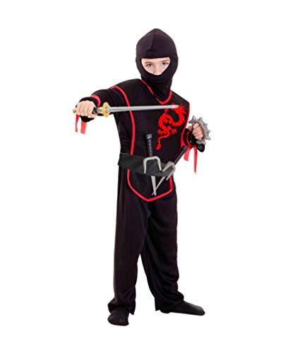 Ninja Kostüm Set für Kinder - Baby Karate Kostüm