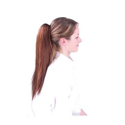 folmech fancy clip 45cm synthetiques brun