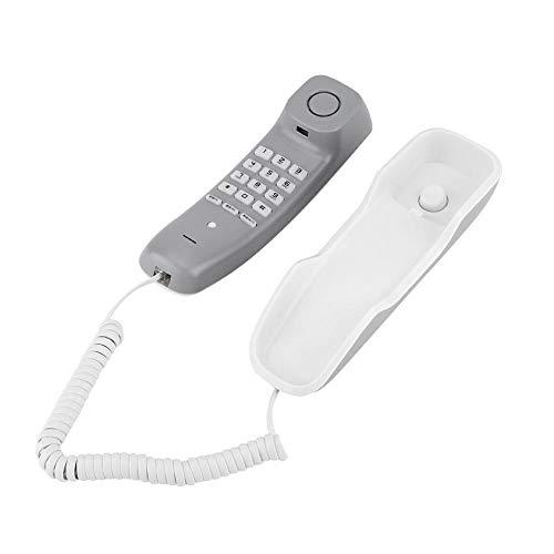 Richer-R Teléfono Fijo Analógico