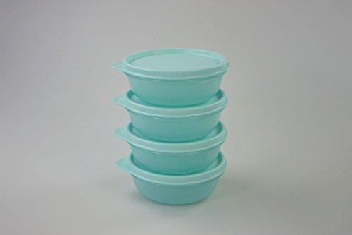 TUPPERWARE Raviers 300ml turquoise vif boîte (4)