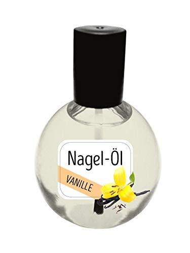 KM-Nails XXL Nagelöl Vanille 80ml Paraffin frei Sondergröße