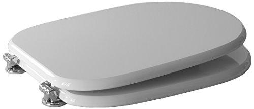 Sì sedileria igienica cesame sintesi sedile copriwater dedicato, bianco