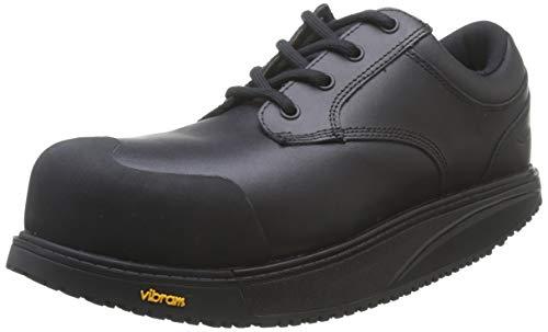 MBT Omega Work Shoe, Scarpe di Sicurezza Unisex Adulto Nero Size: 41 EU
