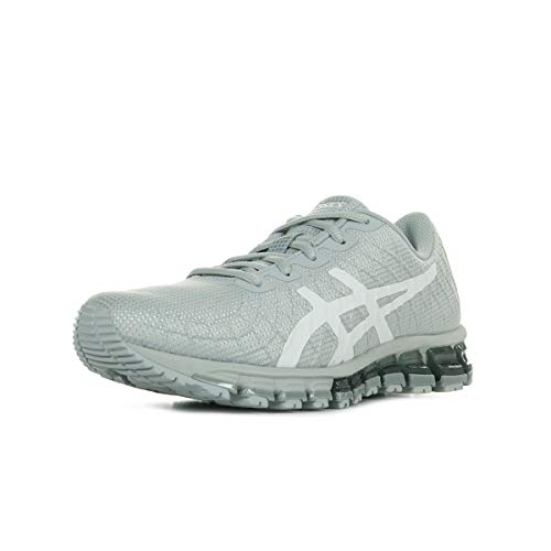 ASICS Gel-Quantum 180 4 GS, Chaussures de Running Mixte Enfant, Gris (Gray 1024A020-020), 36 EU
