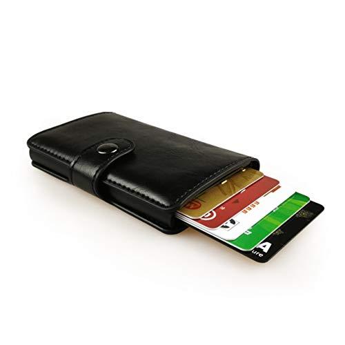 SciuU Cartera Tarjeta Crédito/Portatarjetas Visita
