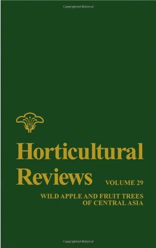 Horticultural Reviews: Wild Apple And Fruit Trees Of Central Asia por Jules Janick epub