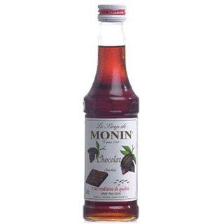 Monin Chocolat Syrup, 250 ml Bottle