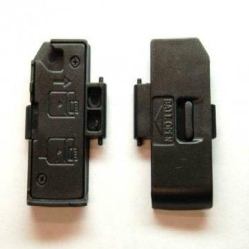 High Quality -Batterie-Tür / Abdeckung Fall Lip Cap Ersatz für Canon-Kamera