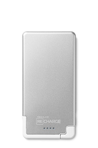 techlink-recharge-3000-ultrathin-lightning-charger-silver-white