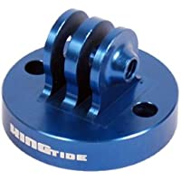 "KINGTIDE Aluminium Tripod Adapter ""Connect"" blue"