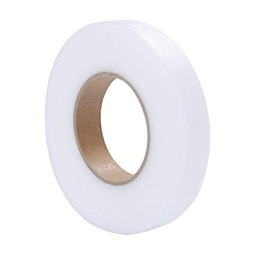 Lvcky 70Meter Eisen am Saum Tape Stoff Vereint Hemming Tape No Sew Saum Tape Rolle für Jeans Hosen Garment Kleidung (20mm breit)