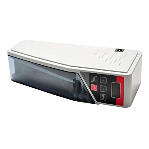 Fay Automatische Falschgeld-Erkennung (UV/MG/IR), Falschgeld-Alarm, 600 Rechnungen pro Minute, Geldzählmaschine