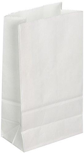 "Preisvergleich Produktbild Paper Bags 3.5""X6.5"" 40/Pkg-White"