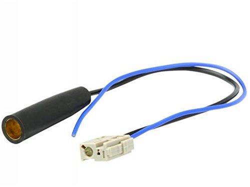 Scosche Adapter (Scosche Antenne Adapter Rückseite für 2010Honda)