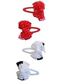 Jessidress Clips Cheveux bebe Fille Clips Barrette Cheveux fille Bandeau