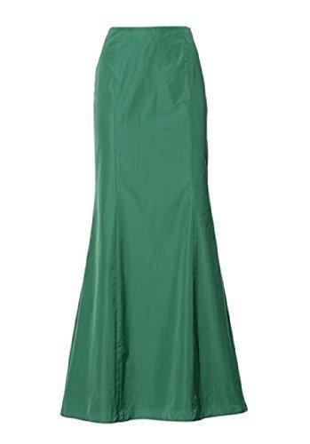 Heine-dessous jupe longue Vert