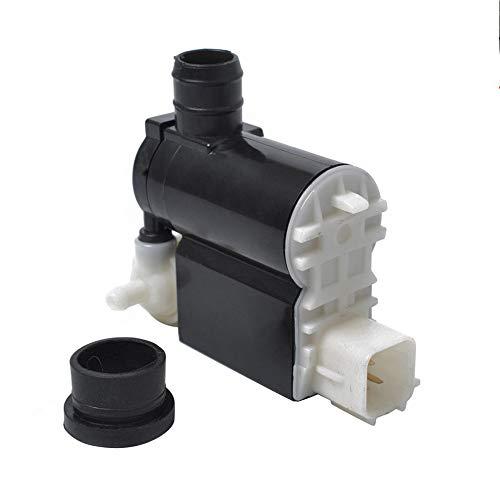Pompa motore per lavavetri parabrezza auto 98510-25100 98510-2C100 98510-2L100 98510-1F100 per Hyundai Kia per GM Korea nero