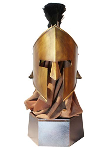 Ritter Helm Dekoration, Ritter Helm Roman Warrior Gladiator Helme Replica Home Vintage Dekoration