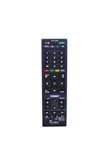 LRIPL SONY LED /LCD UNIVERSAL TV REMOTE WITH 3D  available at amazon for Rs.239