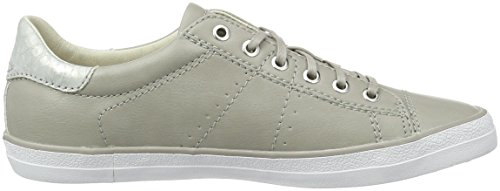 ESPRIT Damen Miana Lace Up Sneakers Grau (grey 030)