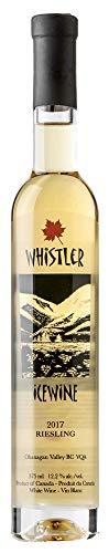 Whistler 2017 Riesling Eiswein 37.5 CL, Okanagan Valley, BC VQA, Kanada
