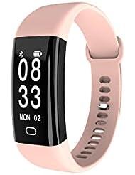 aicarey Smart pulsera F09 – HR Fitness Tracker Bluetooth SmartBand deportes pulsera para Xiaomi ios android