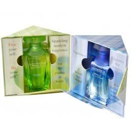 Moulin Glaciere Tweens Couple Perfume Gift Set for Women (50 + 50 )ml