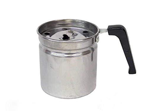 Ricelsud.it bollilatte da 1/2 litro in acciaio cromato pra 403135