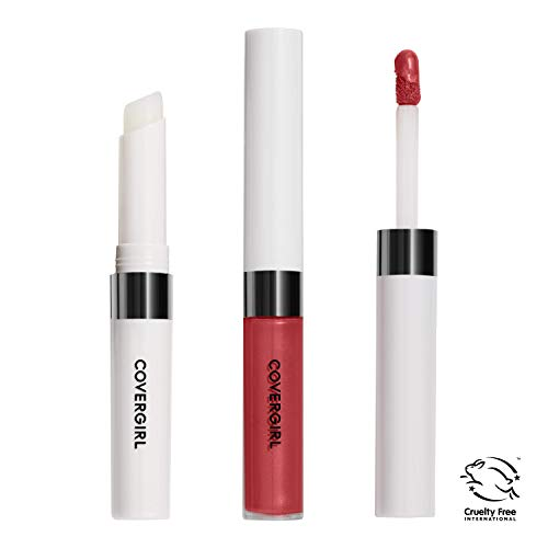 COVERGIRL Outlast All-Day Lip Color - Red Hot 517