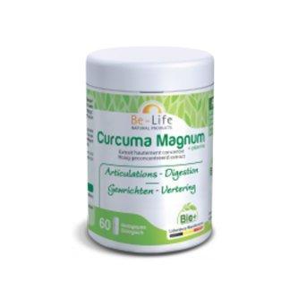 Be life Curcuma 3200 magnum bio pot 60 capsules